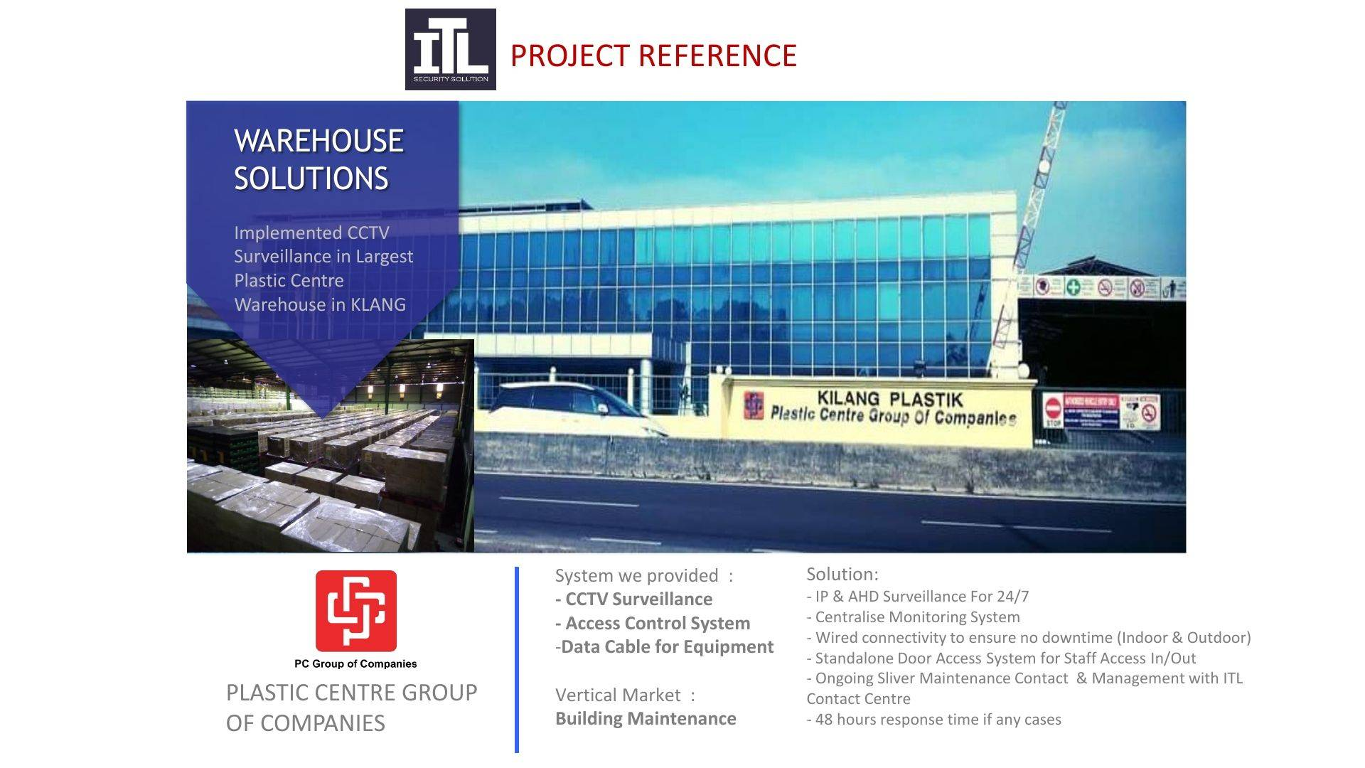 Plastic Centre Group of Companies
