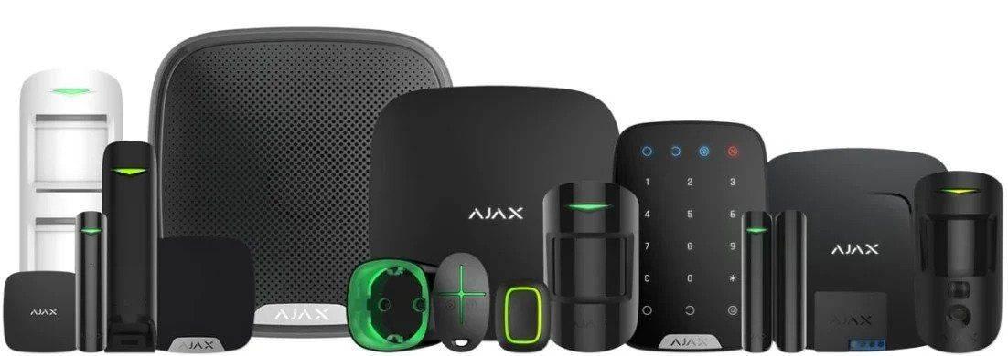 AJAX Smart Alarm System